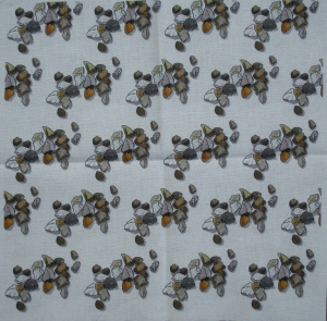 Spoonflower fabric - pebbles