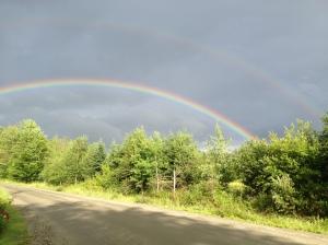 Rainbow, Morrisville, VT
